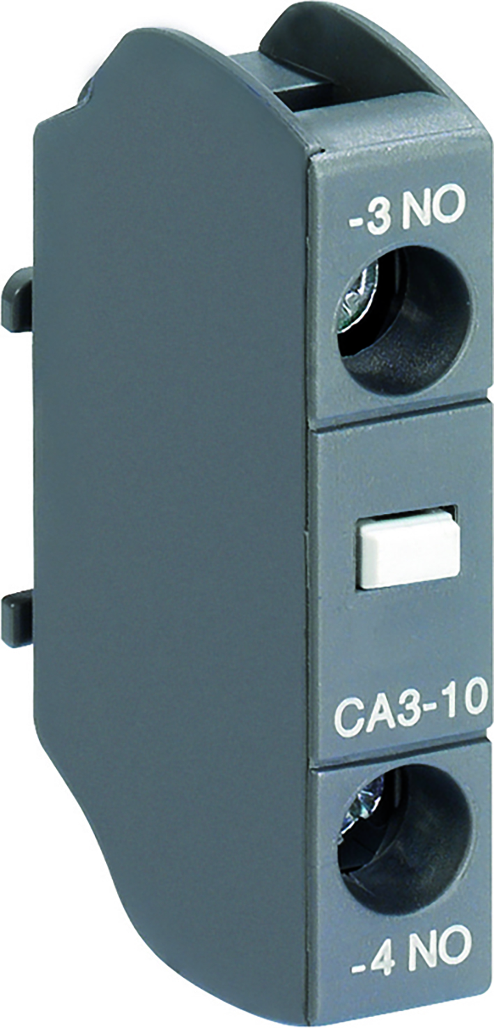 1-Pole Auxiliary Contact Block 1Nc, For: As/Asl Contactor product photo