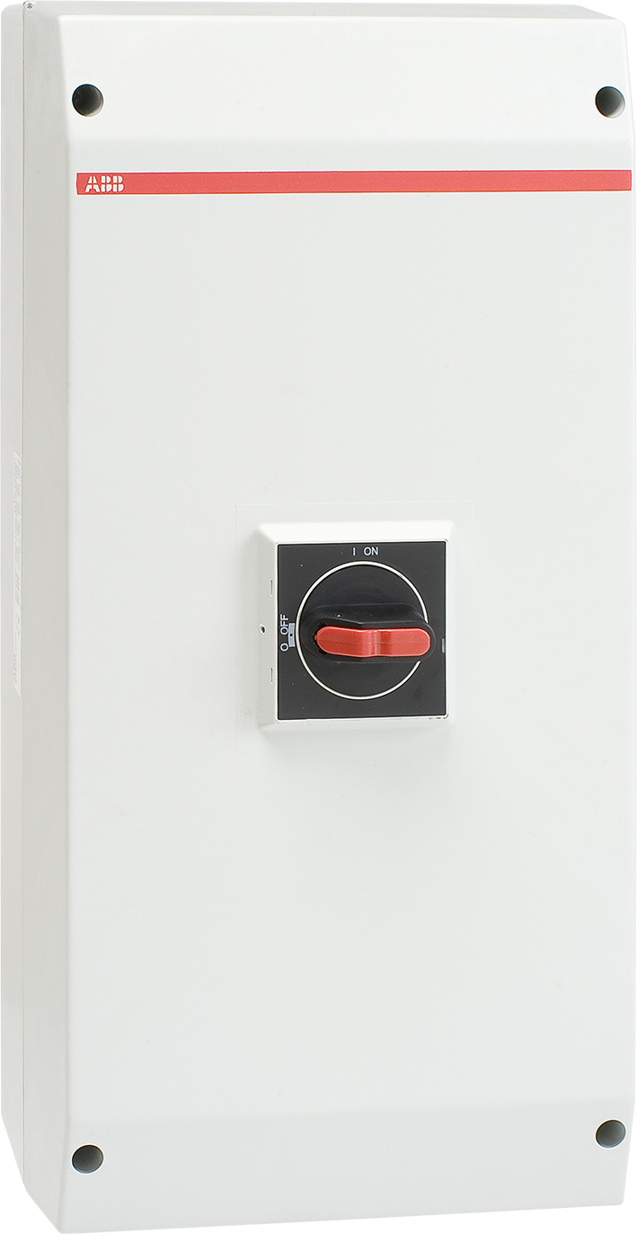 Safety Switch 75A 3P product photo