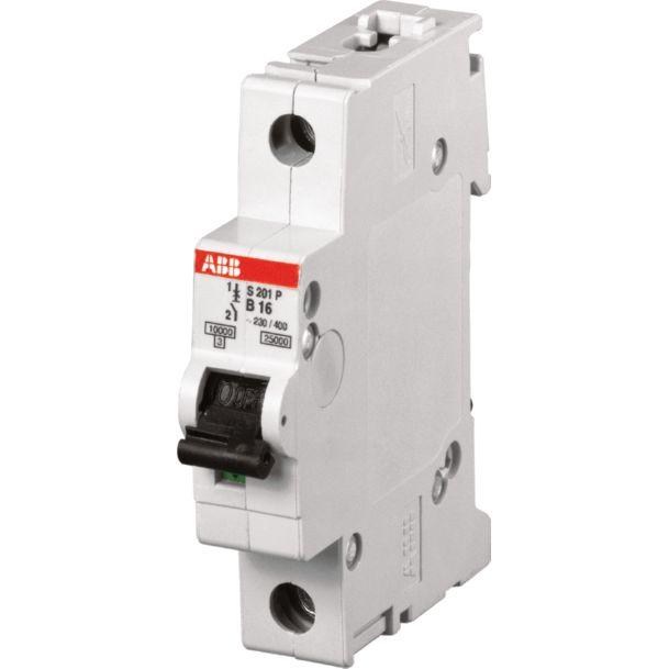 Circuit Breaker 10A,25Ka,1 Pole, C Curve product photo