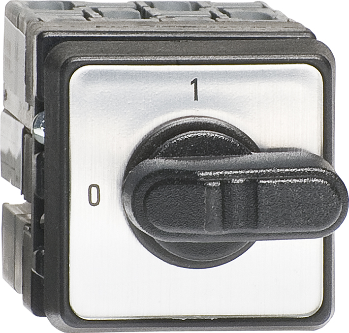 0-I Cam Switch, Miniature, Door Mounted, Rotating Angle 90Gr, 0-Position: 9 Hour product photo