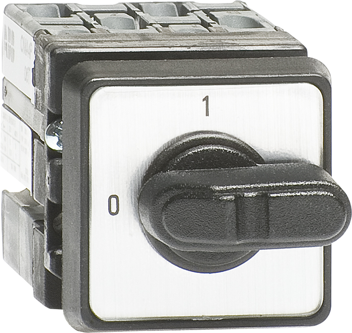 0-I Cam Switch, Miniature, Door Mounted, Rotating Angle 90Gr, O-Position: 9 Hour product photo