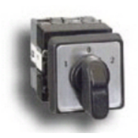 Rotary Cam Switches, Multistep 3- Steps, Whit 0-Position, 1P, 10A Miniature, Door Mounted product photo
