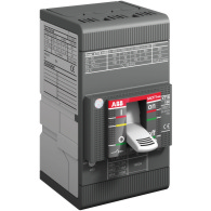 Tmax Xt1N 160/R 32 3P Fixed Execution Front Terminals Adjust. Therm. And Fixed Magn. Release In = 32A Im = 450 A product photo